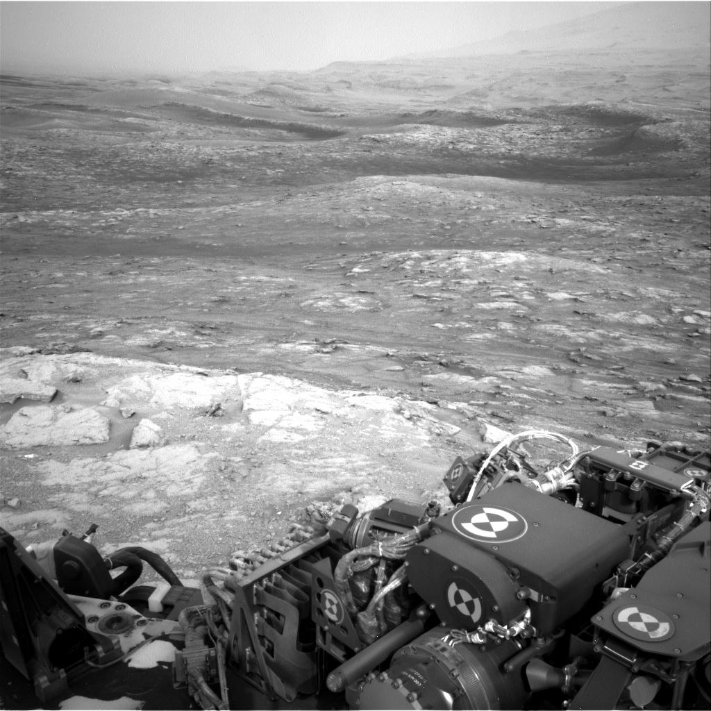 Curiosity Mars Paysage Bloodstone © NASA/JPL-Caltech