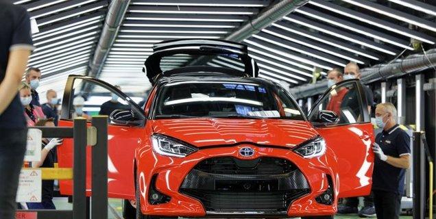 La Toyota Yaris de quatrième génération entre en production à Valenciennes