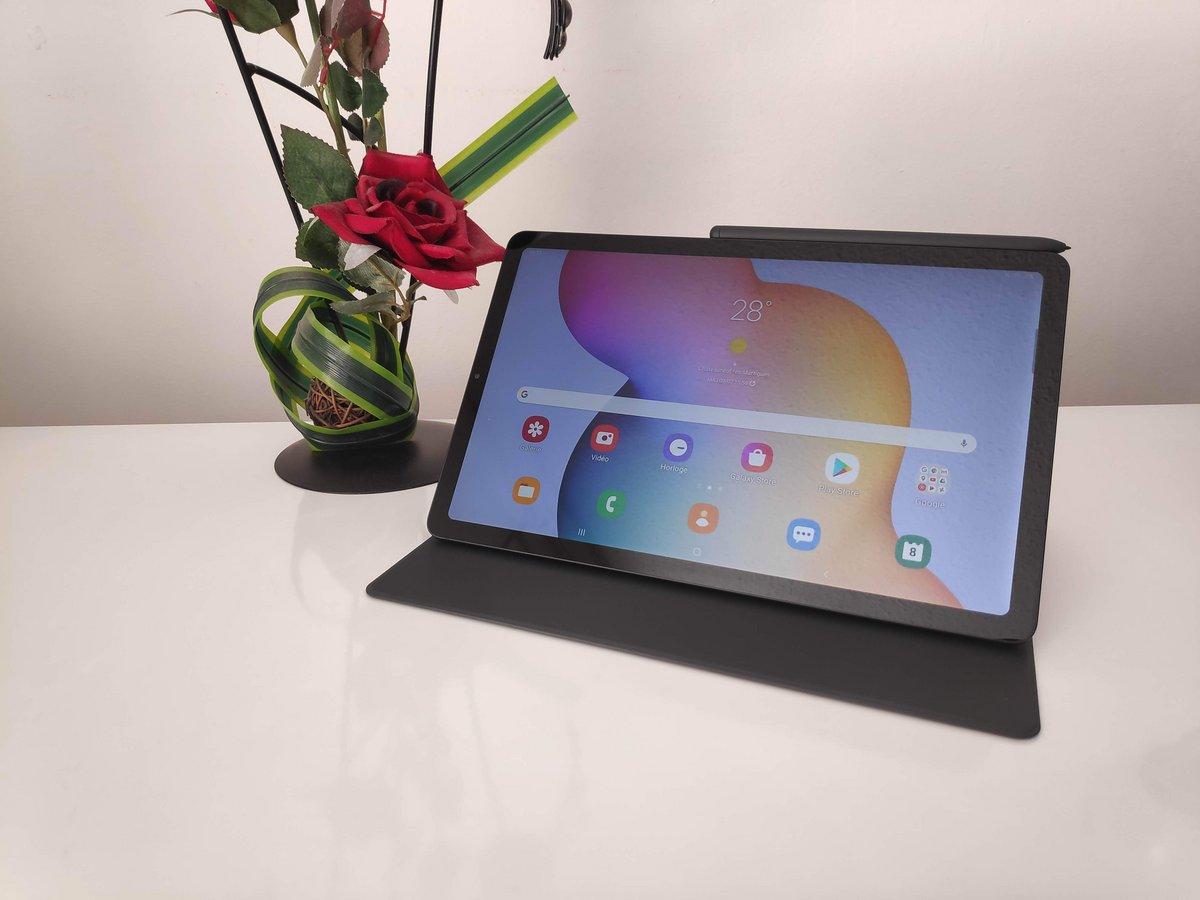 Galaxy Tab S6 Lite - Design