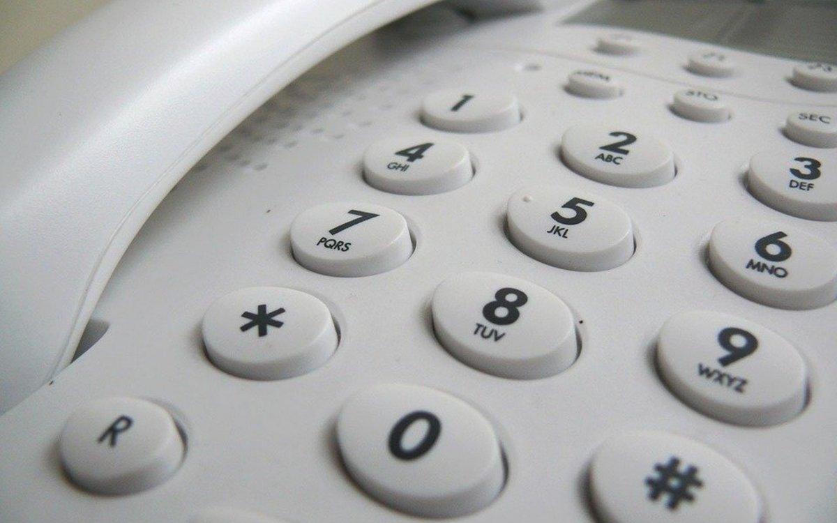 Téléphone fixe appel © Pixabay