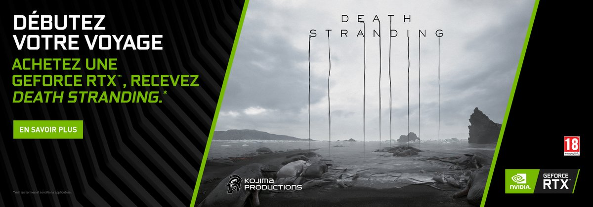 Death Stranding Nvidia