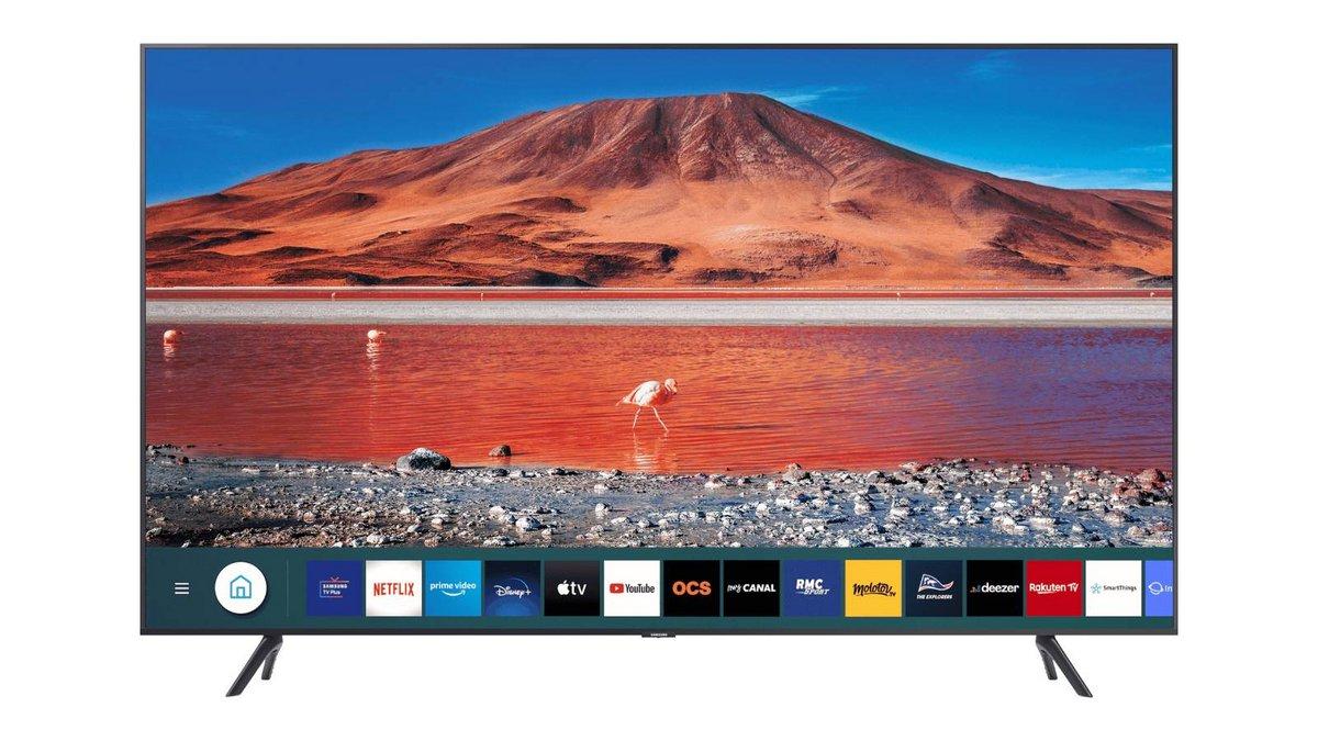 TV LED Samsung UE55TU7125K