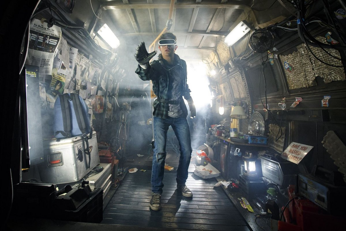 Ready Player One © Warner Bros Pictures