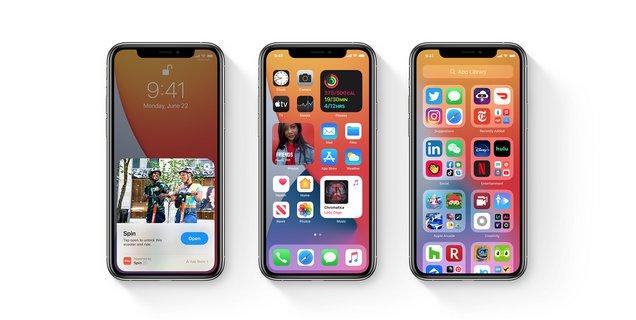 iOS, iPadOS, tvOS : les bêtas des versions 14 sont de sortie
