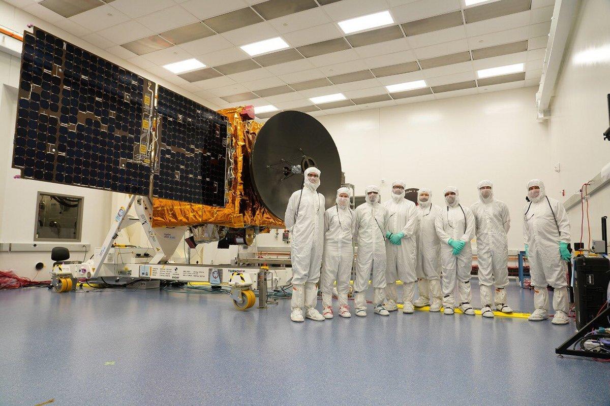 Hope mission UAE préparation © UAE Space Agency