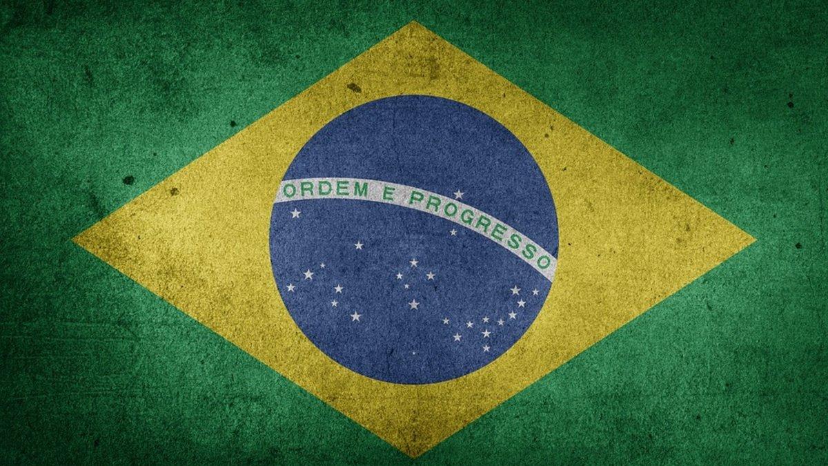 Brésil drapeau © Pixabay