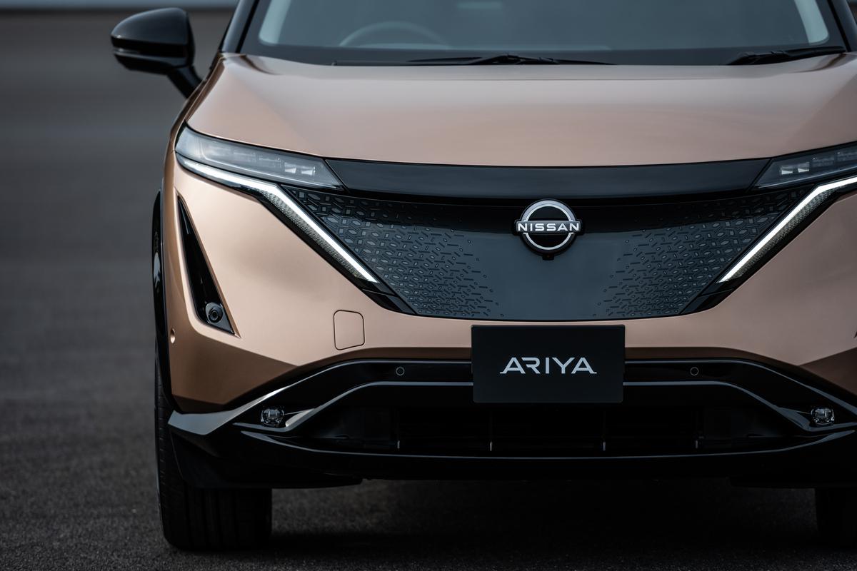 Nissan Ariya : le crossover électrique se dévoile et promet jusqu'à 500 km d'autonomie
