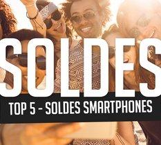 Soldes d'été : les 5 promos smartphones à saisir d'urgence