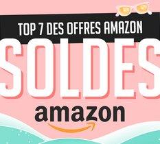 Soldes Amazon : 7 offres flash à ne pas manquer ce mercredi