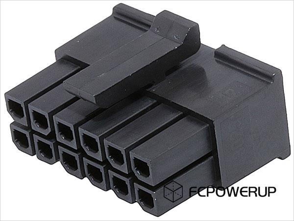 Connecteur 12-broches NVIDIA © FCPowerUp