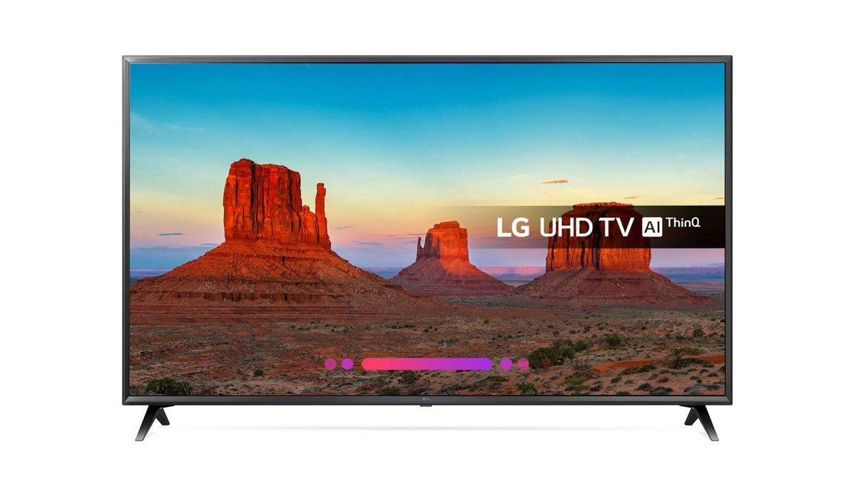 TV LED LG 65UK6300PLB