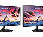 Pour ces soldes, le lot de 2 écrans Samsung est à 179,99€ chez Rue du Commerce