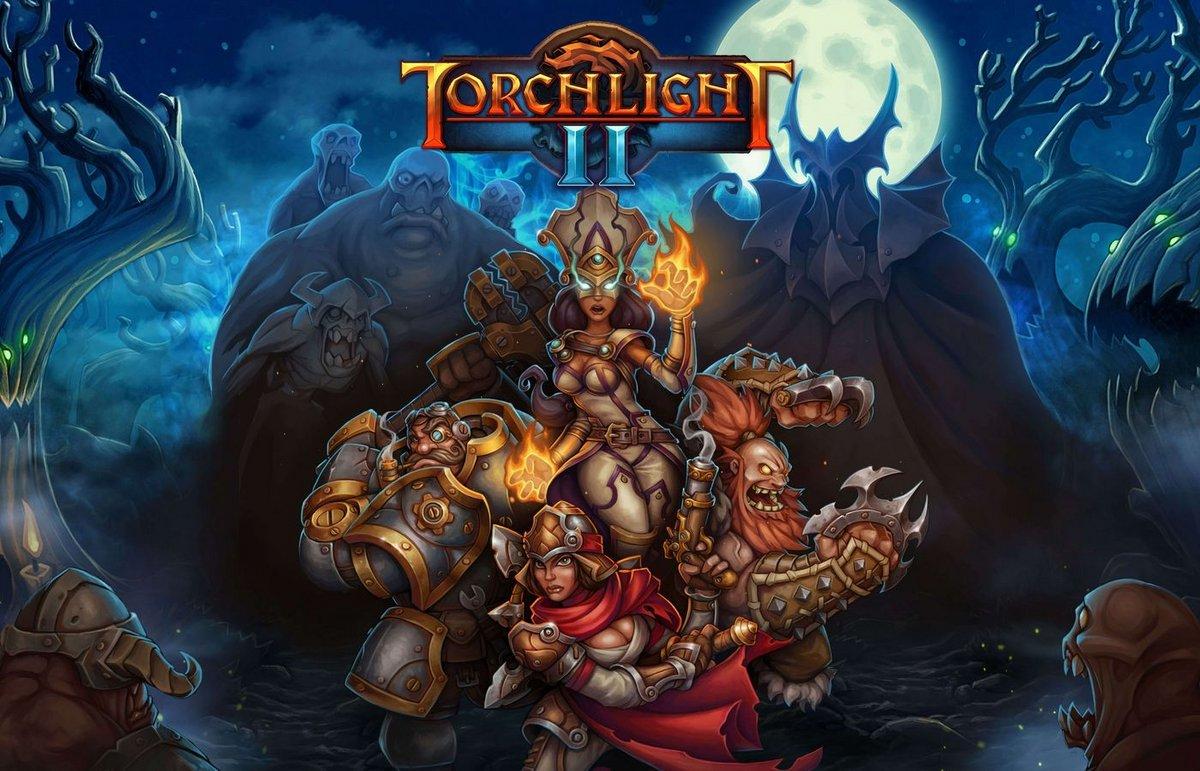 Torchlight 2 © Runic Games
