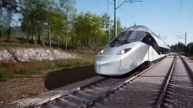 TGV M © SNCF Alstom