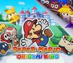 Test Paper Mario : The Origami King, une aventure drôle et colorée (à défaut d'un quelconque RPG)