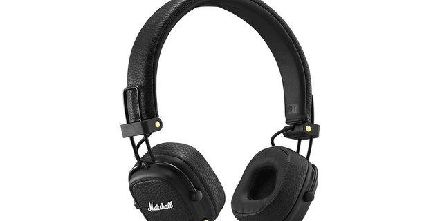 Soldes Amazon : le casque Bluetooth Marshall Major III au prix cassé de 89€