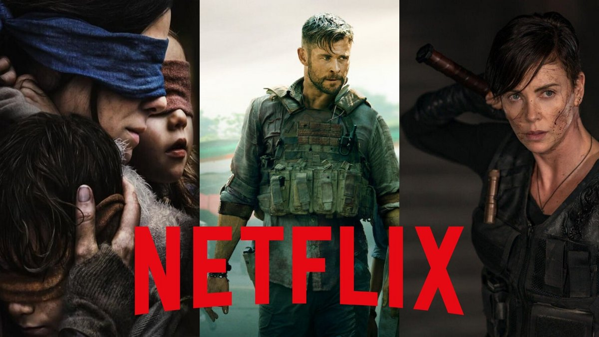 Netflix Top 10 films