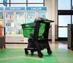 Amazon dévoile Dash Cart, un chariot de course qui élimine le passage à la caisse
