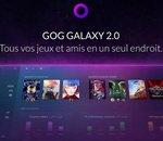 Epic Games Store officiellement compatible avec GOG Galaxy 2.0