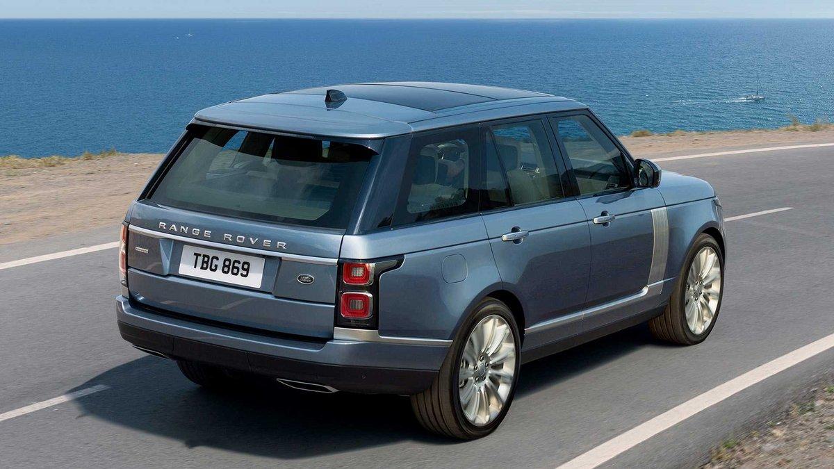 Range Rover 2021 © Land Rover