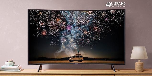 Soldes : Samsung TV LED 4K UHD 49