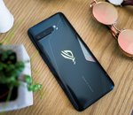 Le ROG Phone 5 d'Asus se montre sous tous les angles