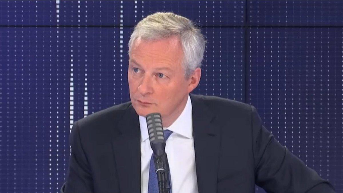 Bruno Le Maire sur franceinfo 21 juillet 2020