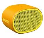 Soldes 2ème démarque : l'enceinte Bluetooth Sony SRS-XB01 à 16,60€ au lieu de 35€