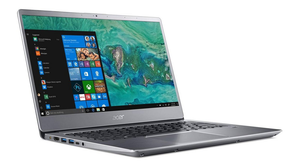 PC portable Acer Swift SF314-56-72UF