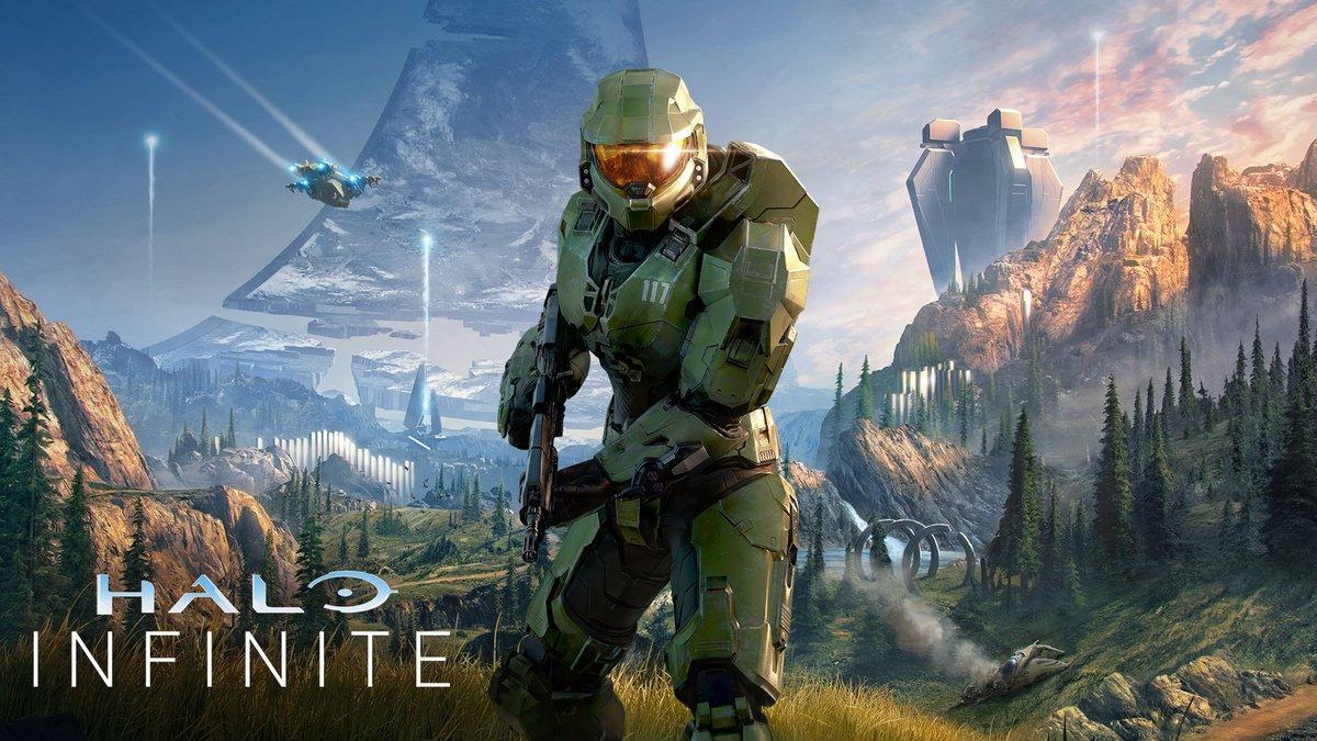 Halo Infinite affiche