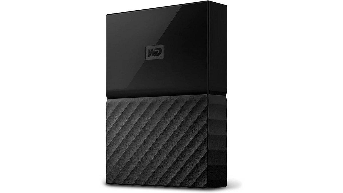 disque dur externe WD MyPassport 4To