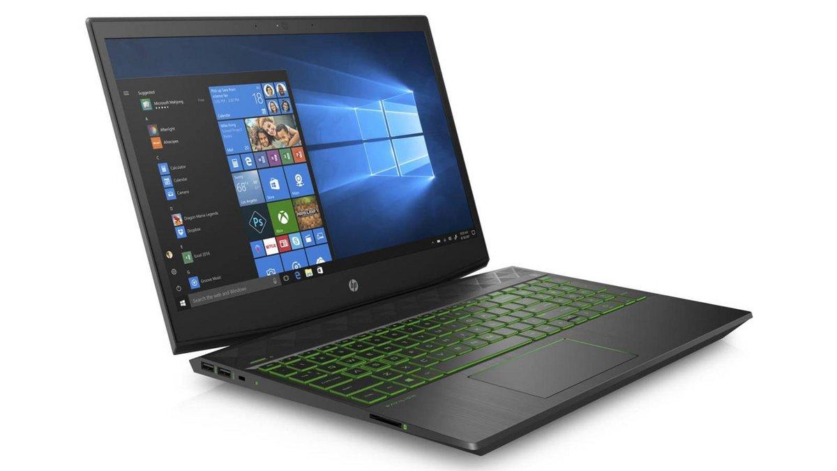 PC portable HP Pavilion 15-cx0047nf