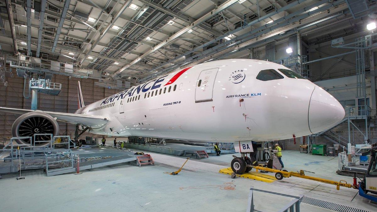Air France Boeing 787-9 © Air France