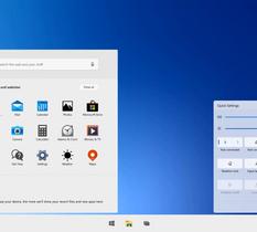 Microsoft porterait l'interface de Windows 10X sur Windows 10 Sun Valley