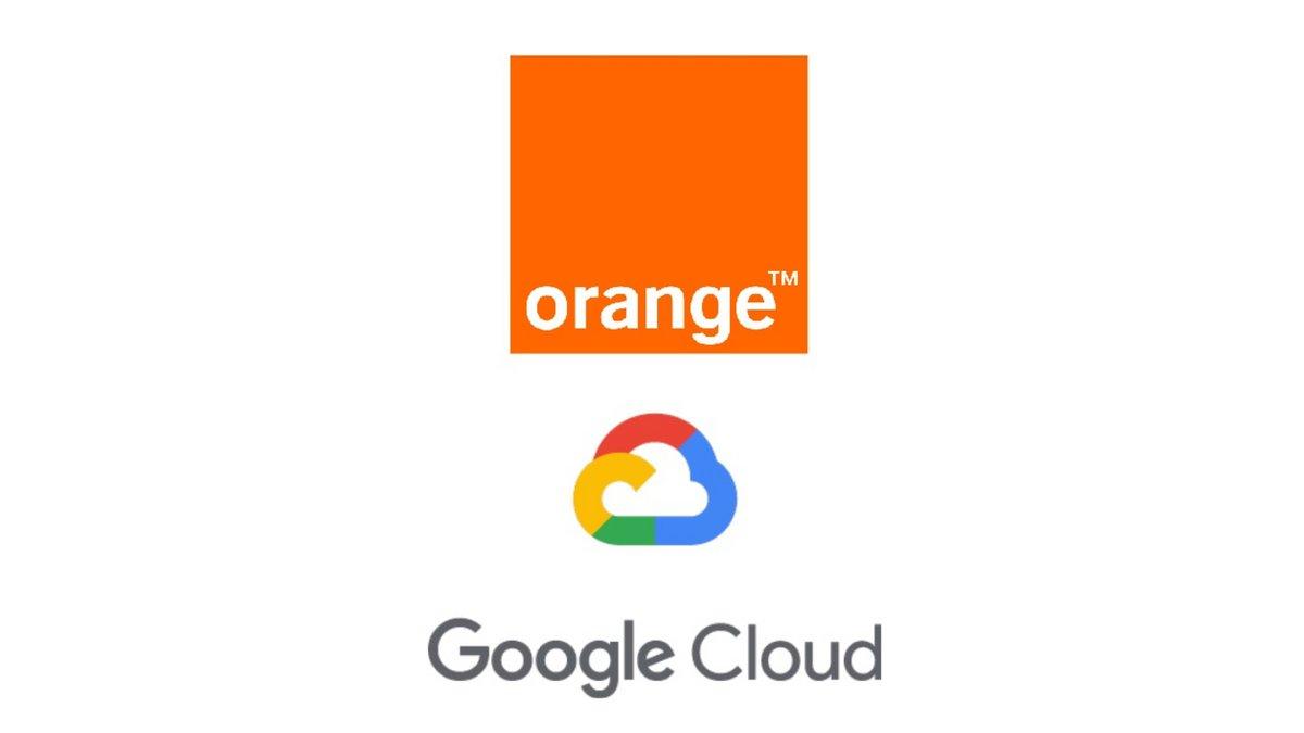 Google-Cloud-Orange