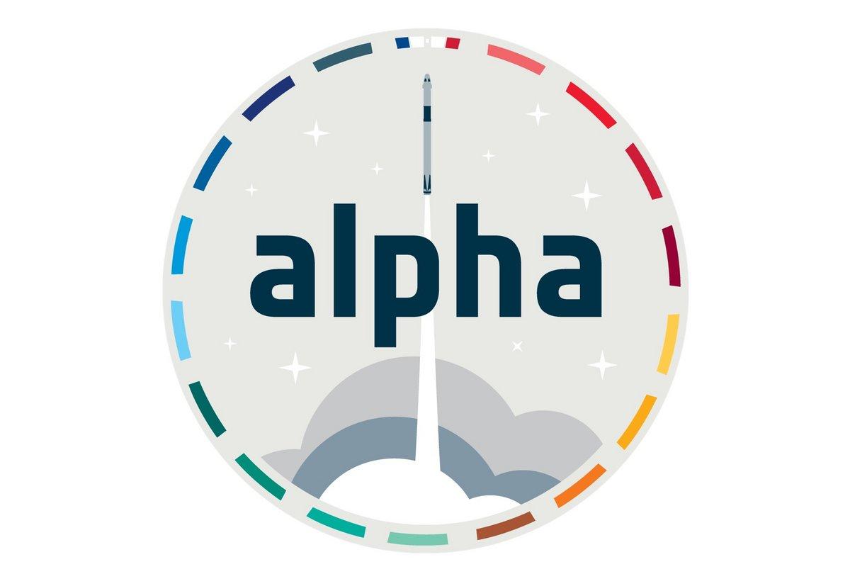 Alpha © © ESA