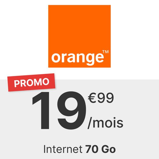 Orange 70 Go
