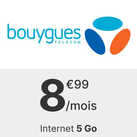 Bouygues 5 Go
