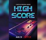 Netflix publiera un docu-série sur l'histoire du jeu vidéo le 19 août