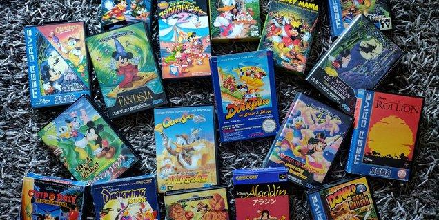 Les meilleurs jeux vidéo Disney de notre enfance (Hors-série)