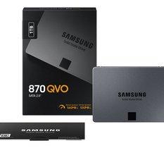 Test Samsung 870 QVO : un SSD d'entrée de gamme intéressante... à partir du 2 To