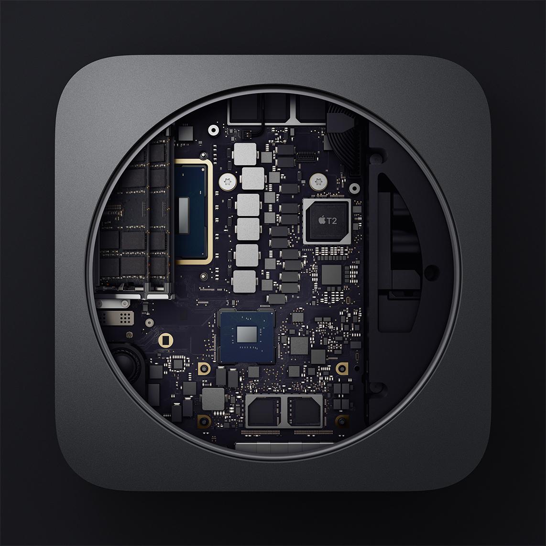 Apple Mac Mini T2 © Apple
