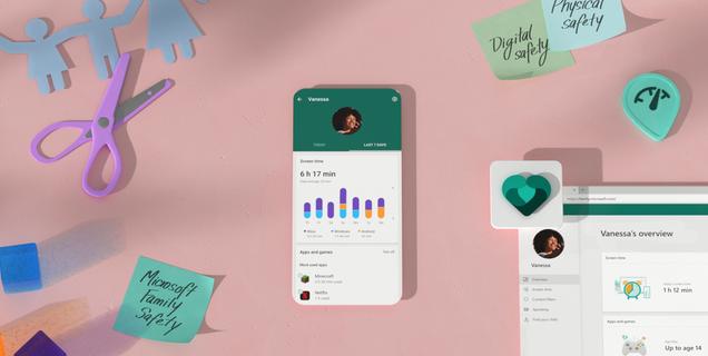Microsoft publie sa nouvelle app Family Safety sur Android et iOS, à quoi sert-elle ?