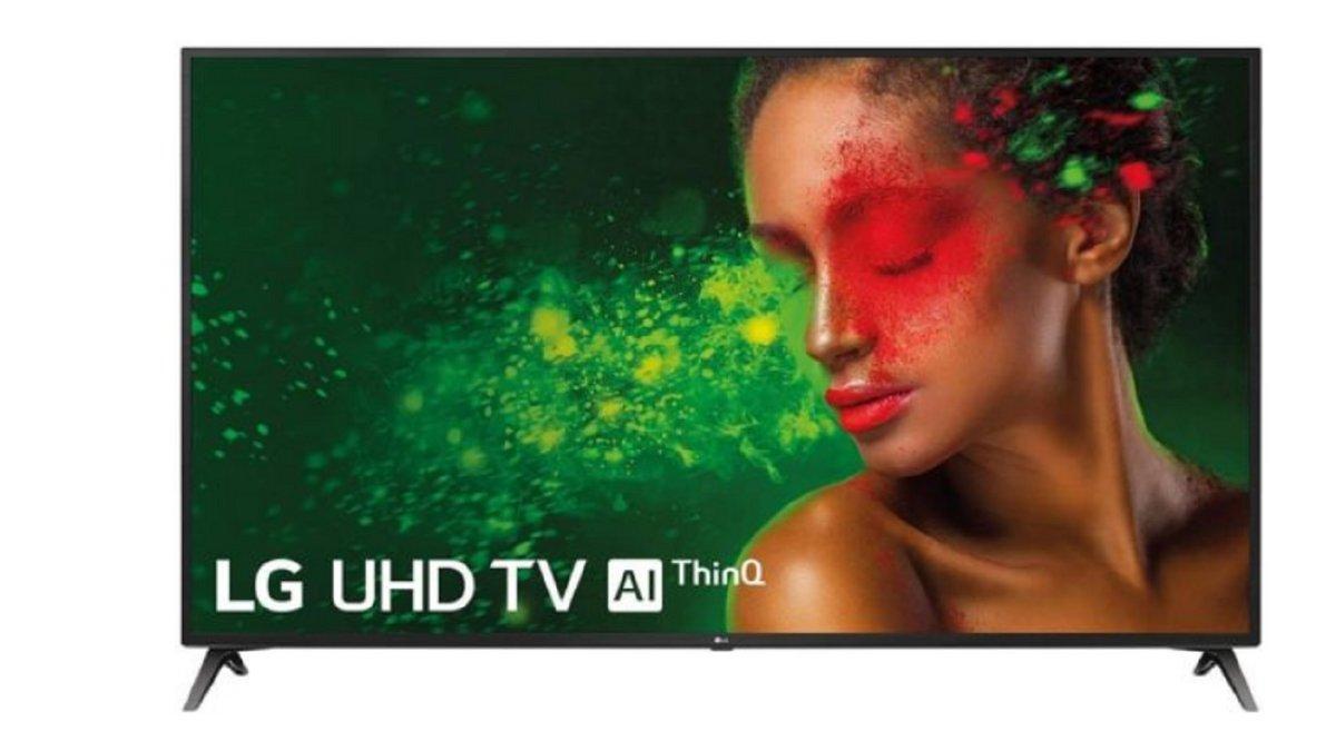 Smart TV LG 4K