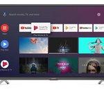 La Smart TV Sharp 4K 50