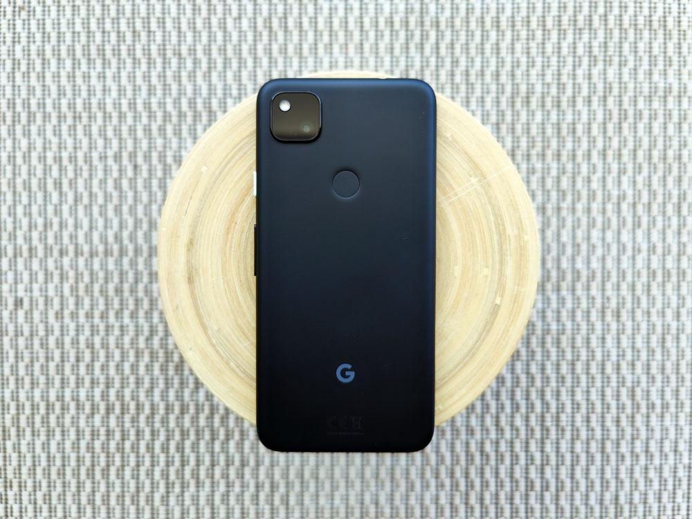 google pixel 4a © Gabriel Manceau