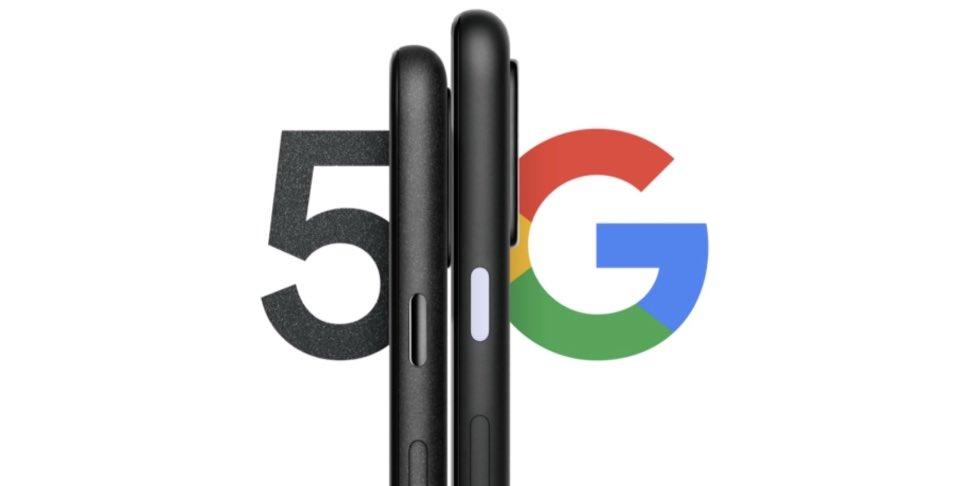 Google Pixel 5G © © Ishan Agarwal