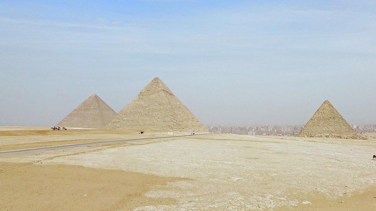 pyramides © © Pixabay