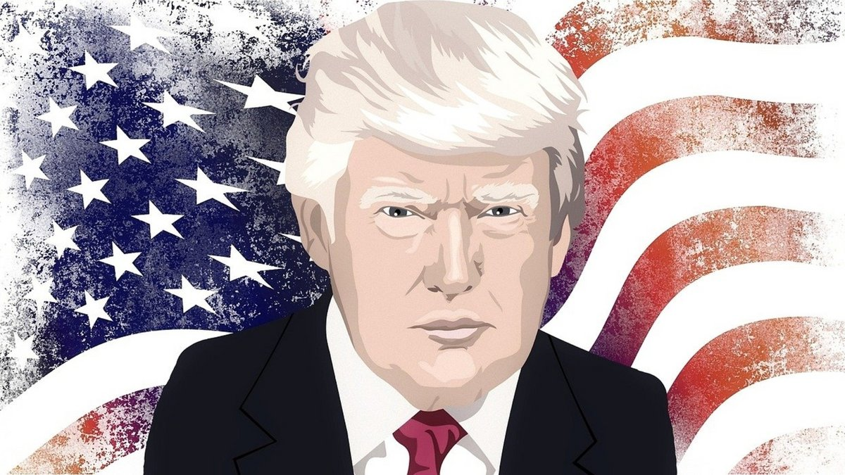 Donald Trump © Pixabay / BarBus
