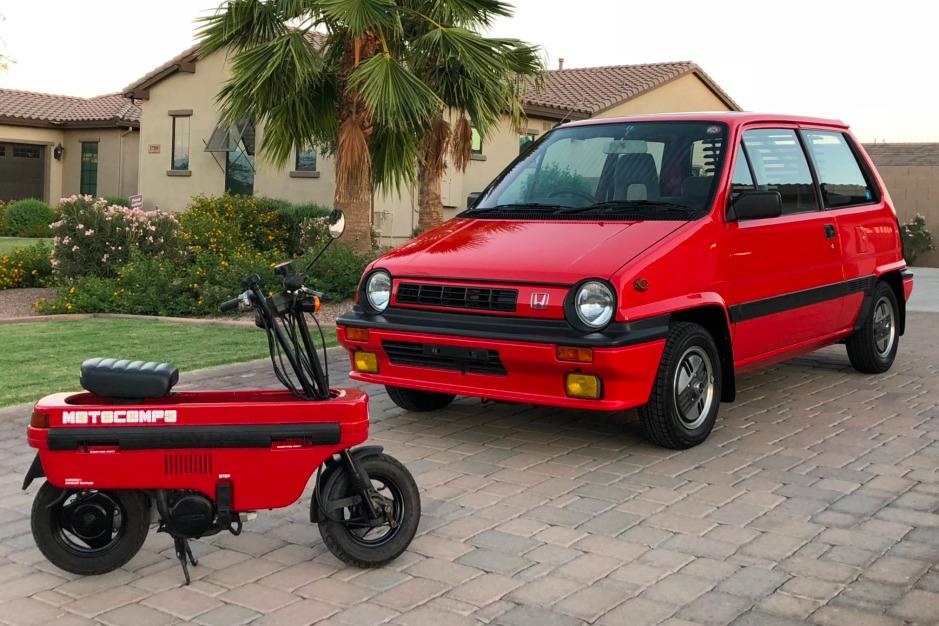 Honda Motocompo 50 cc